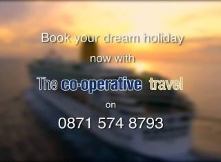 Co-operative Travel TV Commercial