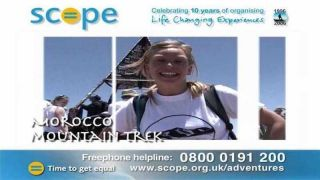 Scope Charity TV Commercial
